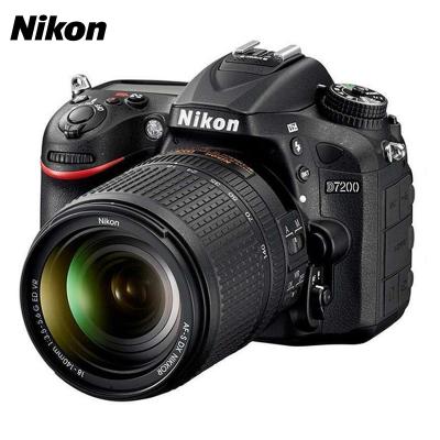 尼康(Nikon) 单反相机 D7200(18-140)VR KIT