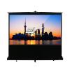 亿立(Elite Screens)F100NWH 100英寸16:9 白玻纤地拉式投影幕布 投影仪幕布 幕布