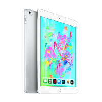 Apple iPad 第六代 2018年款 9.7英寸 32G Wifi版 银色 MR7G2CH/A