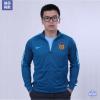 2018赛季江苏苏宁足球俱乐部铂金会员限量专属-俱乐部球员珍藏版耐克蓝色XL码套服