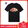 WWE潮牌2020春夏新品李霞短袖印花短袖T恤