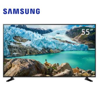 三星(SAMSUNG)UA55RUF60EJXXZ 55英寸4K超高清电视平面杜比音效HDR10+语音互联智能电视机