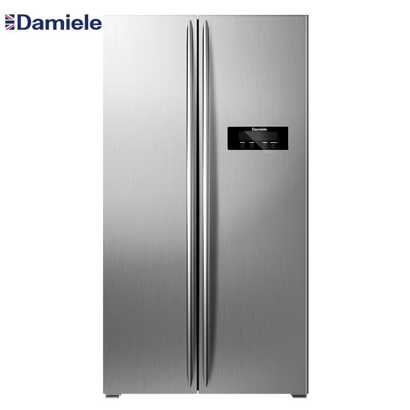 达米尼(Damiele)BCD-517WKSD 517L 双开门对开门变频风冷无霜电冰箱