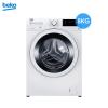 倍科(beko) ECWD 85WI 8公斤 洗衣机 洗干一体机 全自动滚筒洗衣机干衣机 洗烘一体机 原装进口(白色)