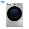倍科(beko)WCY10232 PTSI 10公斤 洗衣机 全自动变频滚筒洗衣机 大容量 变频电机(银灰色)