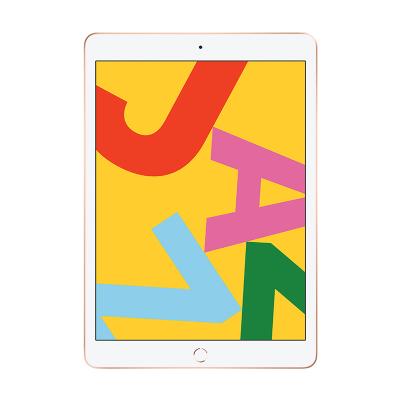 2019新品 Apple iPad 第7代 10.2英寸 128G Wifi版 平板电脑 MW792CH/A 金色