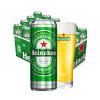 喜力(Heineken)啤酒330ml*24罐 瘦身罐 整箱装(新老包装随机发货中)