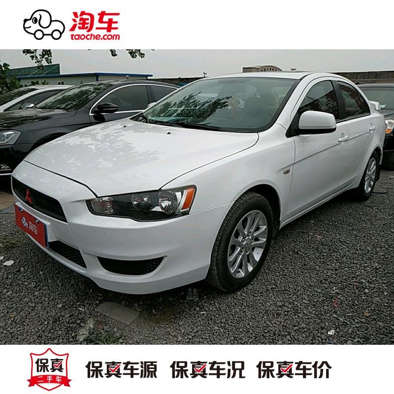 【订金销售】 三菱 翼神 2012款 1.8L 手动 魅力版 淘车二手车