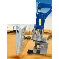 手提式电动液压冲孔机冲孔打孔器开孔器铜板角铁钢打孔机小型 be-mhp2图片