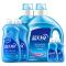 蓝月亮 洗衣液机洗2kg瓶*2+500g*2翻盖瓶+80g*2瓶 箱装 薰衣草香亮白增艳