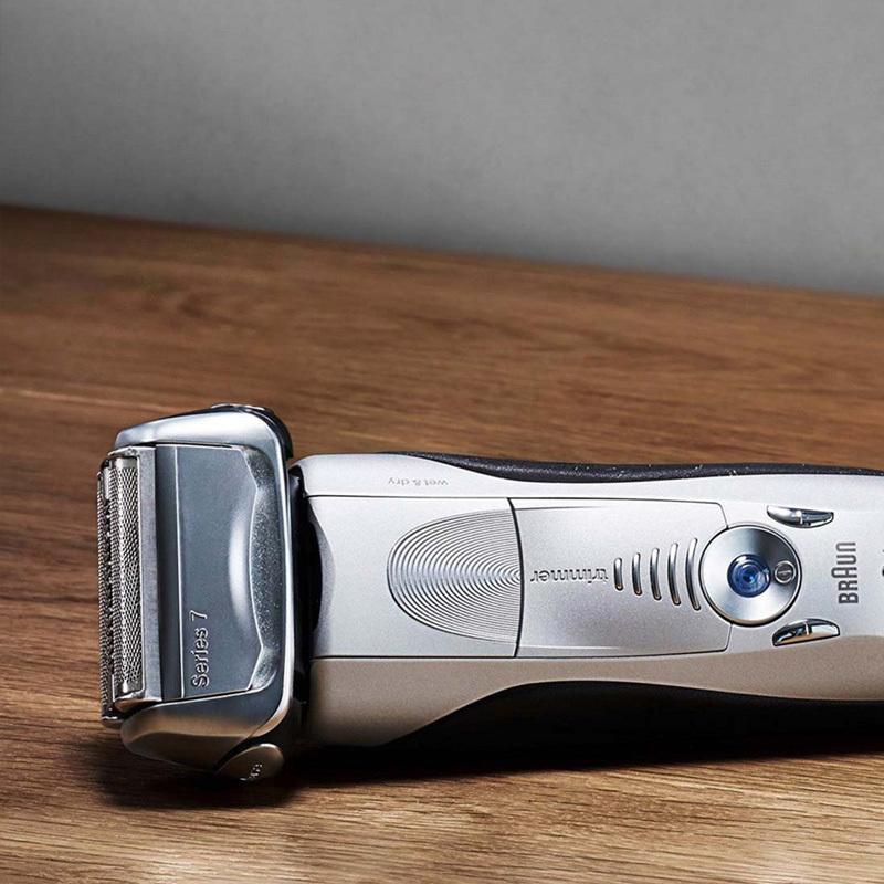 Braun 博朗 Series 7系列 7893S 智能声波电动剃须刀