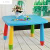 A-STYLE儿童桌椅幼儿园桌椅宝宝桌学习桌书桌塑料桌子卡通加厚长方桌