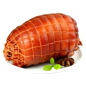 包邮沟帮子鲜熏猪肘460g猪蹄膀熟食猪肉卤味肘子