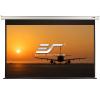 亿立(Elite Screens)100英寸4:3玻纤电动幕布 投影幕布 投影仪幕布 投影幕 幕布(JSP100VT)