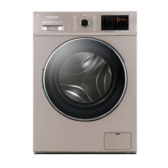 Skyworth/创维 F101411LDHiA 变频静音 洗烘一体家用滚筒洗衣机