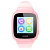 360(360)儿童电话手表se3plus W705 智能语音问答拍照GPS定位 防水 智能儿童学生腕式手机手环 粉色