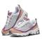 Skechers斯凯奇潮流撞色女鞋运动鞋 D'LITES厚底增高熊猫鞋复古老爹鞋 13146