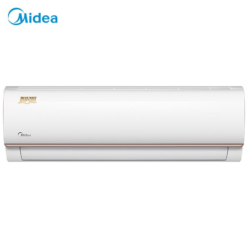 美的(Midea)大1匹变频智能家用挂机冷暖空调 静音节能 智弧挂壁式KFR-26GW/WDBN8A3@