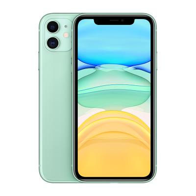 Apple iPhone 11 128G 绿色 移动联通电信4G全网通手机