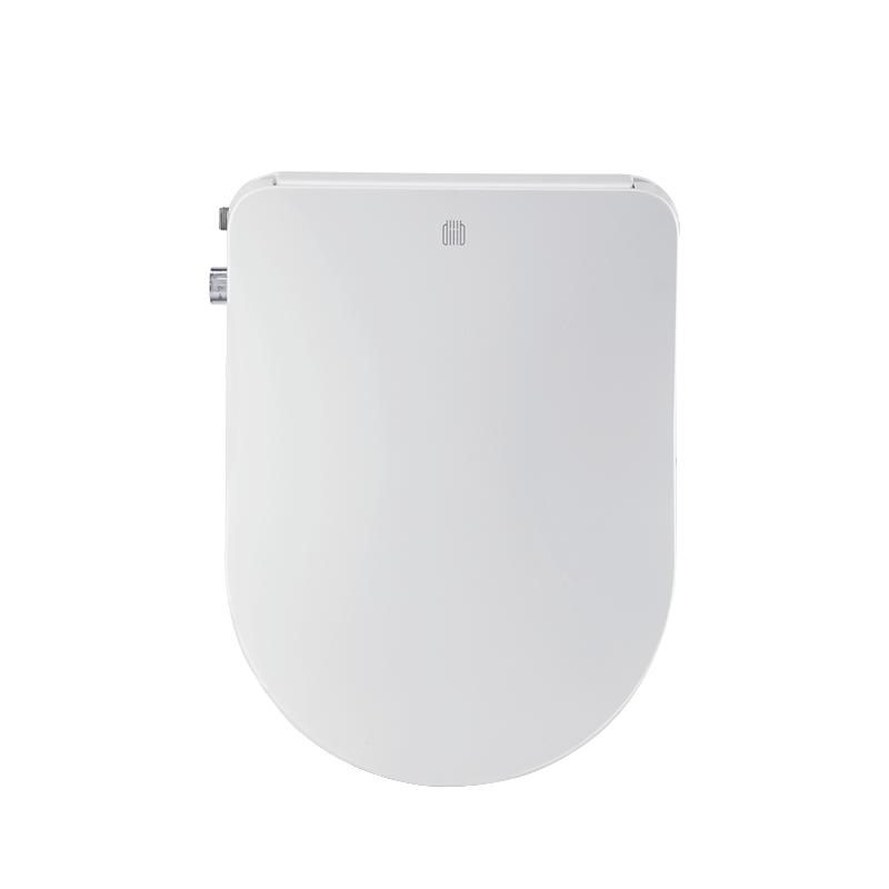大白(diiib)智能马桶盖 即热式 洁身器 坐便盖板 小短款 家用全自动 加热通用 u型