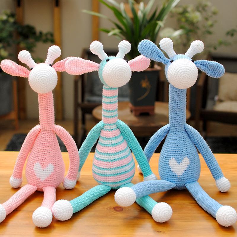 手工diy编织钩针包娃娃宝宝娃娃玩偶玩具材料杭州抓小熊毛线机哪里最多图片