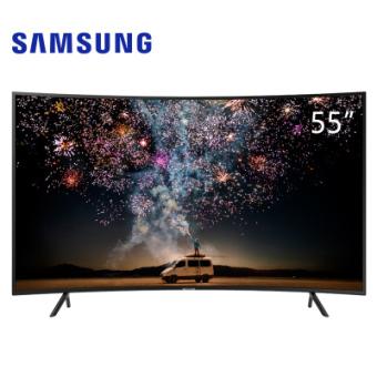 三星(SAMSUNG) UA55RU7800JXXZ 55英寸 4K超高清 HDR功能 曲面 智能LED液晶电视