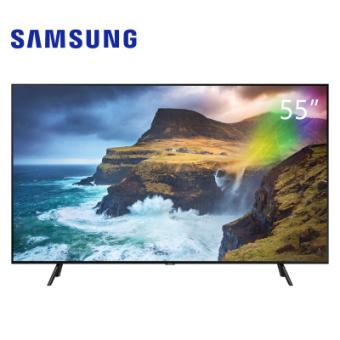 三星电视 QA55Q70RAJXXZ 55英寸QLED智能语音IOT物联量子点QHDR4K超高清电视