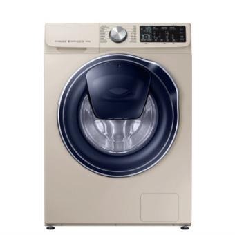 三星(SAMSUNG) WW10N64GRPG/SC 10公 变频 滚筒洗衣机 安心添 泡泡净 蒸汽除菌 纯钢桶(金色)