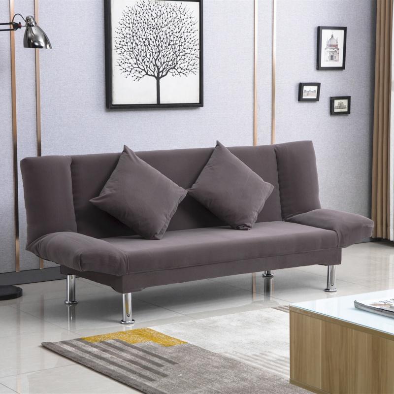 布艺沙发沙发床小户型沙发出租房可折叠沙发床两用卧室简易沙发客厅