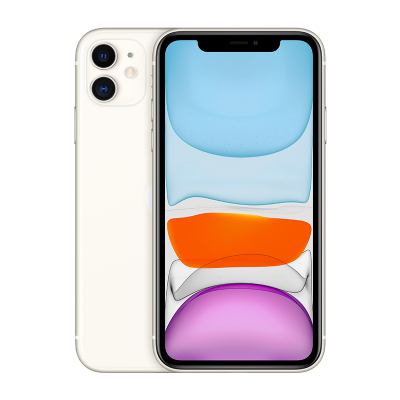 Apple iPhone 11 64G 白色 移動聯通電信4G全網通手機