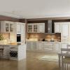 司米科西嘉实木橱柜定制欧式开放式橱柜整体厨房装修定做奥莱 定制诚意金