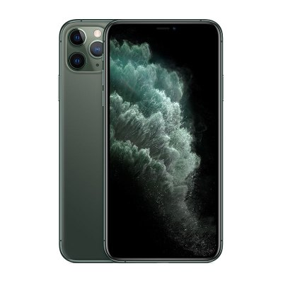 Apple iPhone 11 Pro Max 256G 暗夜绿色 移动联通电信4G全网通手机