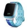 小天才电话手表Y02 智能防水儿童手表 学生定位电话手环学习手机 蓝色