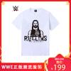 WWE潮牌2020春夏新品赛斯·罗林斯Seth Rollins圆领印花圆领短袖T恤