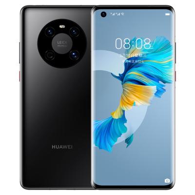 HUAWEI Mate40E 5G 8GB+128GB 亮黑色 麒麟990E 5G SoC芯片 超感知徕卡影像 40W华为超级快充 移动联通电信5G全网通手机