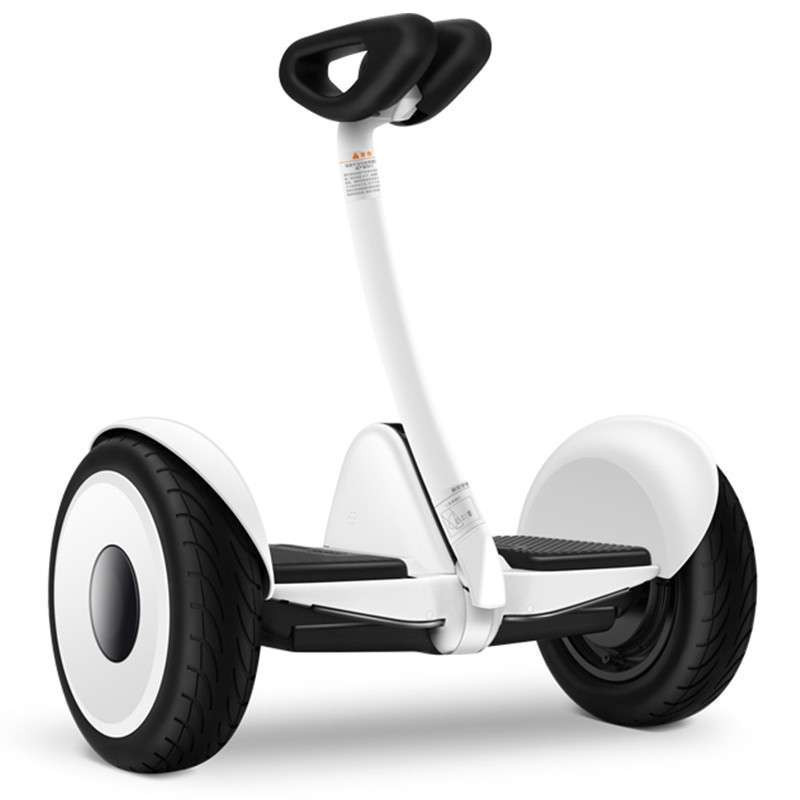 小米(MI)9号平衡车 白色 Ninebot 9号体感车 双轮长续航蓝牙遥控 轻小便携载重王 智能成人平衡车