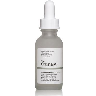 The Ordinary 10%烟酰胺+1%锌 维他命精华 30ml