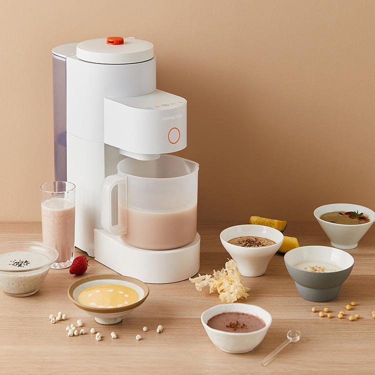 九阳K150豆浆机测评|不用手洗,让生活更简单