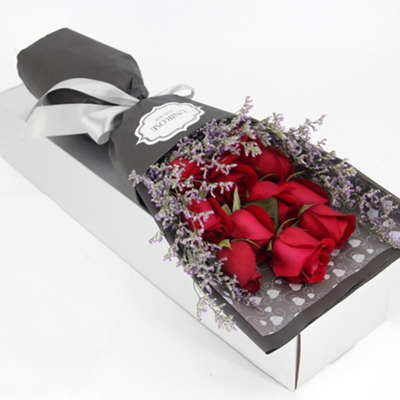 【爱情魔力】11枝红玫瑰礼盒
