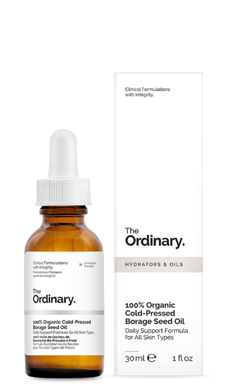 The Ordinary Cold-Pressed Borage Seed Oil 有機冷壓琉璃苣油