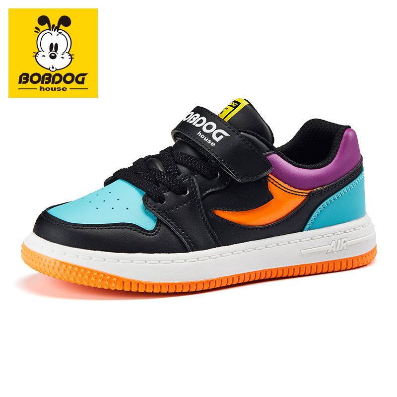 2021春季新款,BoBDoG巴布豆 儿童运动休闲鞋