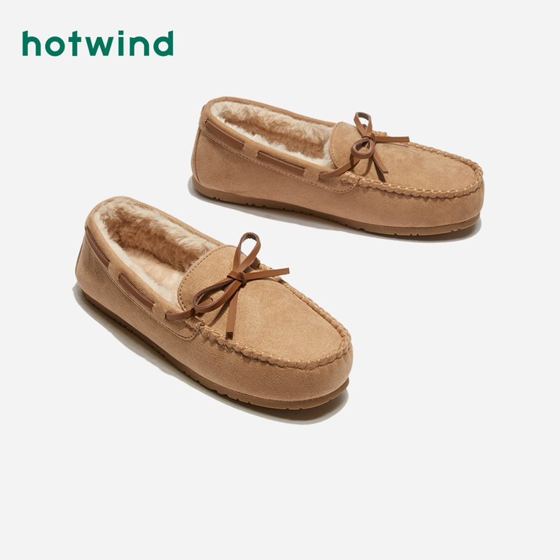 10日0点: hotwind 热风 H10W0771 女士休闲鞋