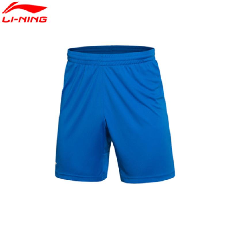 李宁 比赛短裤 AAPK353-2 晶蓝色 16.35元