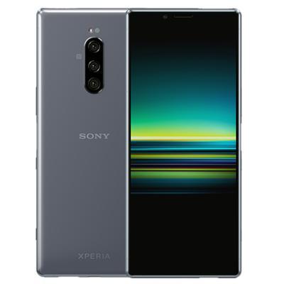 Sony/索尼 Xperia 1 6GB+128G 6.5英寸 X1新款移动联通4G 双卡双待 4G手机港版 雾灰【带中港联保发票】
