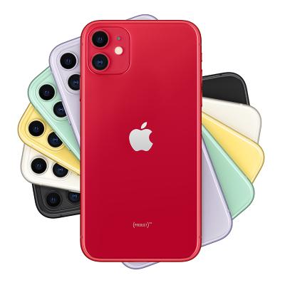 4499元包邮 Apple 苹果 iPhone 11 智能手机 128GB 红色