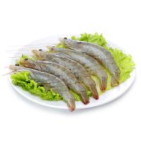 禧美海产 厄瓜多尔白虾(ASC认证)1800g 盒装 90-108只 原装进口 生鲜虾类 海鲜水产