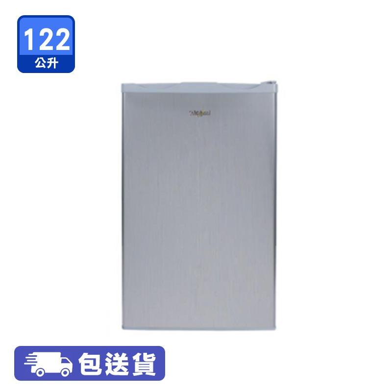 WHIRLPOOL 惠而浦 WF1D122RAS 單門直冷雪櫃(122公升/右門鉸)