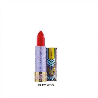 M·A·C 魅可 故宫限量版哑光唇膏 #RUBY WOO 3.9g 95元包邮(拼团价)
