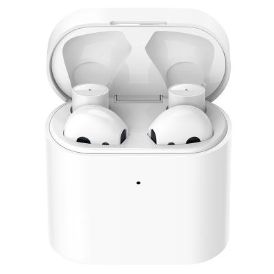 小米(mi)蓝牙耳机 Air2代 真无线入耳式降噪耳机 轻巧便携 白色