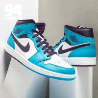689d10bc00ea46 乔丹(Jordan)554724-108篮球鞋和Air Jordan 1 Mid美国直邮正品乔1 中帮 ...